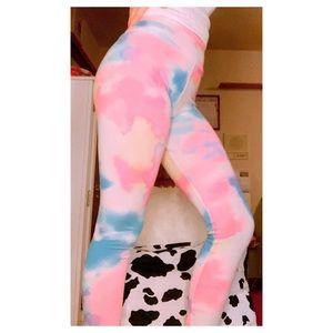 Pastel Leggings 🦋